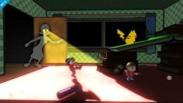 Super Smash Bros. Wii U Wakes Up Mom With Game & Wario Stage