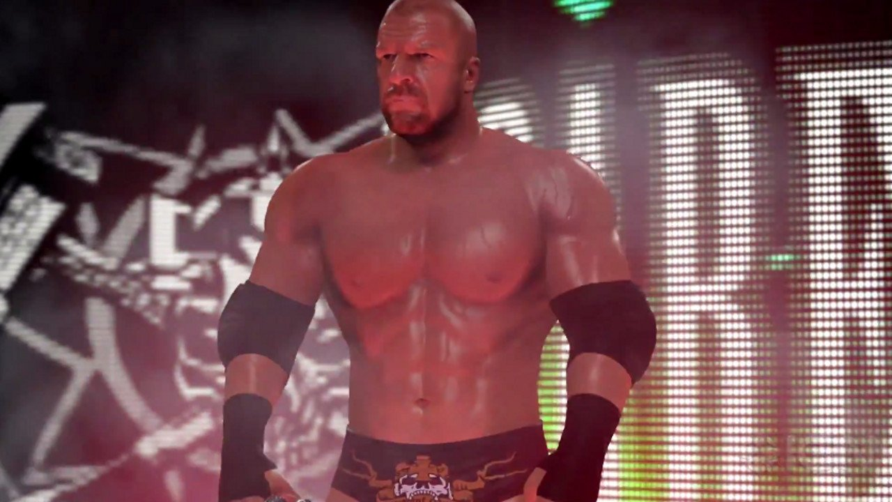 WWE 2K15 Is 1080p Resolution For Both PS4 And Xbox One