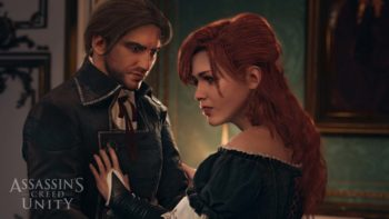 Assassin's Creed Unity Co-op and Single Player Screenshots