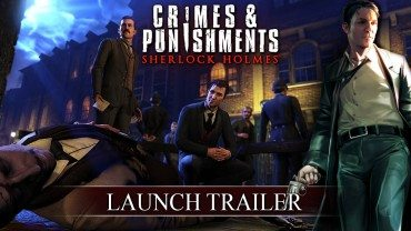 Crimes and Punishments Launch Trailer