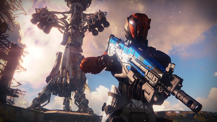 Destiny: How to get Legendary Weapons Guide