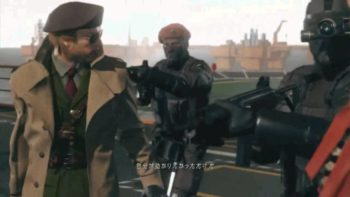 MGSV: The Phantom Pain gets new gameplay for TGS