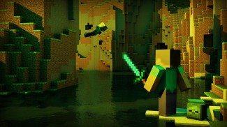 Minecraft Update Adds Cross-Platform Multiplayer for Specific Platforms