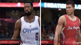 Top Dunkers In NBA Live 15 Are From The Clippers