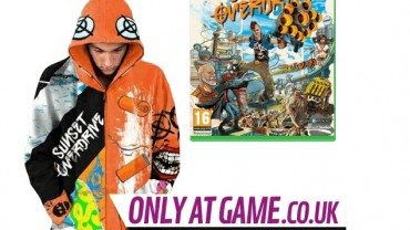 """Sunset Overdrive """"Overcharge Delirium XT Edition"""" Comes With A Hoodie"""