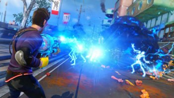 Latest screenshots of Sunset Overdrive are impressive