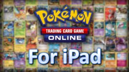 The Pokemon Trading Card Game Hits iPad Today in US/UK