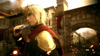 First Look At Final Fantasy Type-0 HD Gameplay