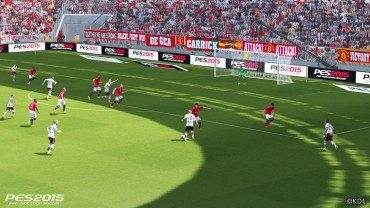 PES 2015 Has Something FIFA 15 Failed To Get