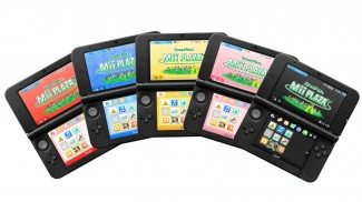 Nintendo 3DS Themes Added in Latest Update