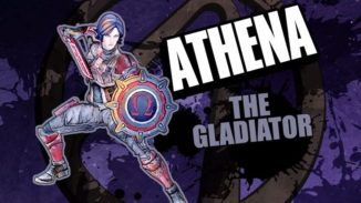Athena Is Borderlands: The Pre-Sequel Most Popular Character