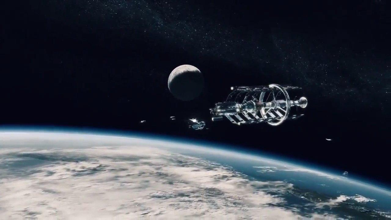 CivilizationBESpaceShip