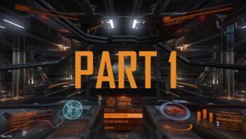 Elite Dangerous Diaries: From Modest Beginnings Part 1