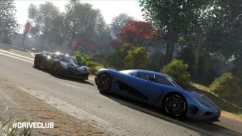 "Driveclub Receiving New ""Icona Vulcano"" Car Next Week"