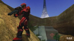 Halo the master chief collection combat evolved screen 1