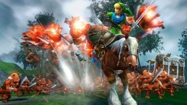 Hyrule Warriors Saddles Up With Master Quest DLC Trailer
