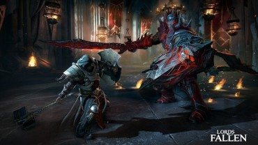 Lords of the Fallen Receives Sizable Day One Patch
