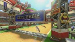 Mario Kart 8 Excitebike Arena DLC Pack 1