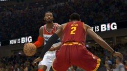 NBA Live 15 Offensive Trailer