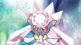Pokemon X Y Diancie Special Event