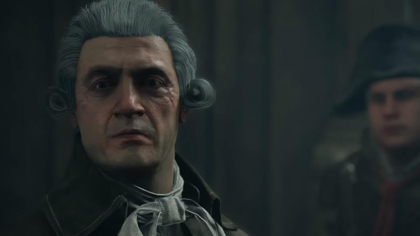 The Major Characters Of Assassin S Creed Unity Attack Of The Fanboy