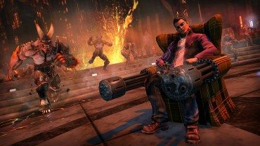 Saints Row IV Gets Re-Elected One Week Earlier & Shows Off New Weapons
