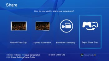 How PlayStation Share Play Can Affect The Marketing Of Games