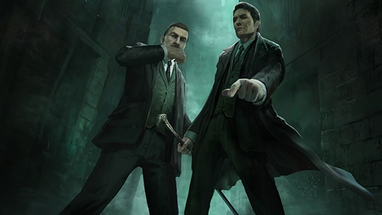 Sherlock Holmes Crimes And Punishments Guide The Fate Of