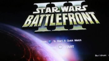 Cancelled Star Wars Battlefront 3 Footage Uncovered