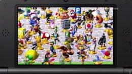Super Smash Bros for 3DS Trophies