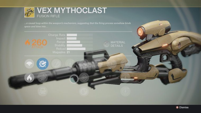 New destiny hotfix nerfs exotic weapons and loot cave 2 0 attack of