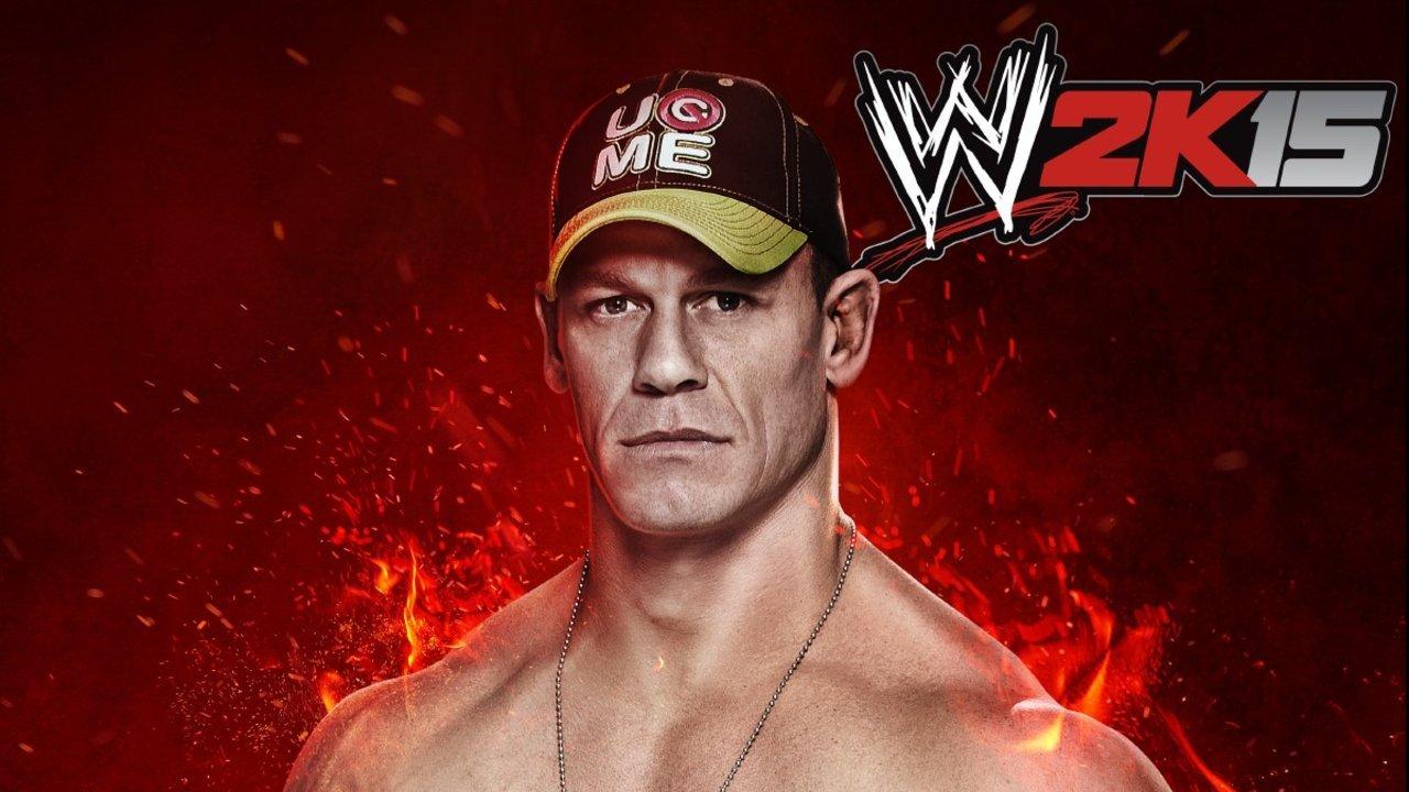 WWE2K15Cena