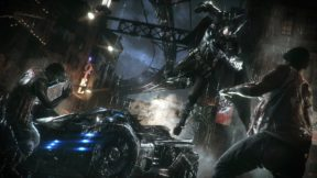 New Batman: Arkham Knight Image Released