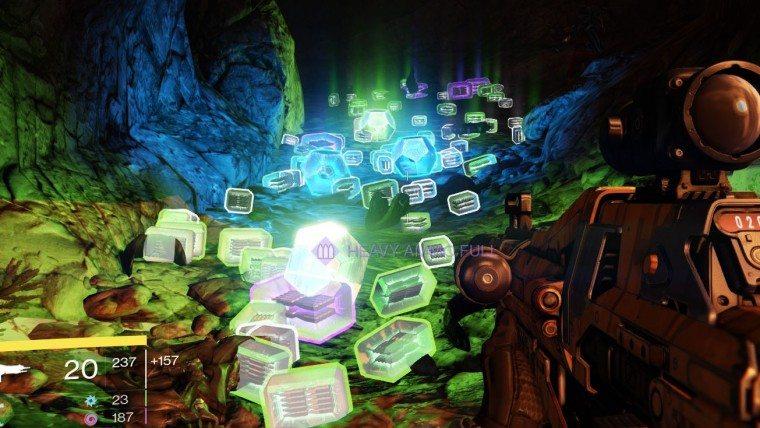 Destiny Loot Cave 2020