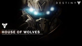 Destiny's House of Wolves Expansion Area Accessed