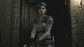 Resident Evil Remake New Images