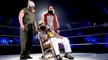 Watch The Wyatt Family WWE 2K15 Entrance Video