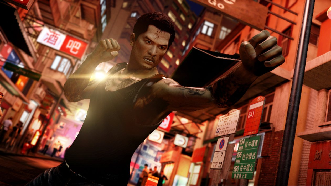Sleeping Dogs Definitive Edition Review Attack Of The Fanboy Pc
