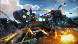 Insomniac Might Continue Sunset Overdrive Without Microsoft