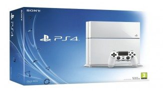 Glacier White Standalone PS4 Console Releasing In UK This Week