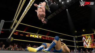 Next-Gen WWE 2K15 Only Supports 25 CAW Slots And 6 Wrestlers In The Ring