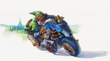 Can Link's Motorcycle Be In The Legend of Zelda Wii U?