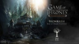 Game of Thrones Telltale Games Series Story info