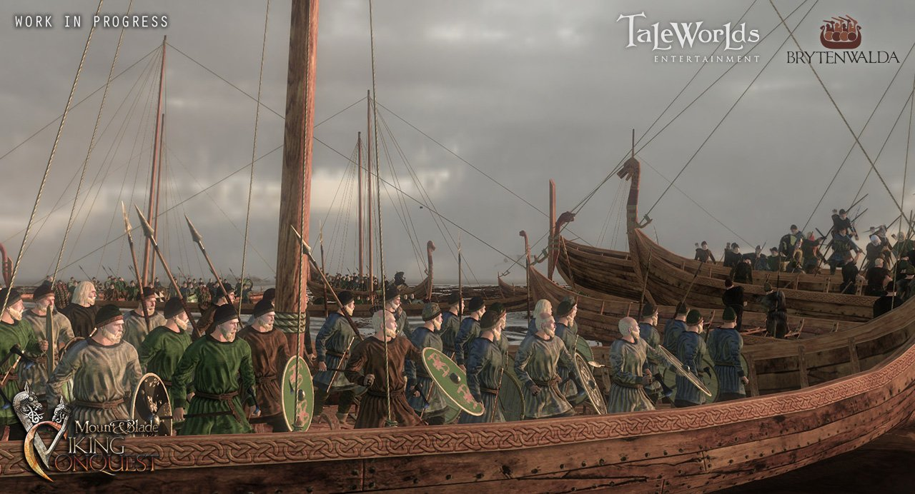 A Deeper Look At Mount Amp Blade Warband Viking Conquest