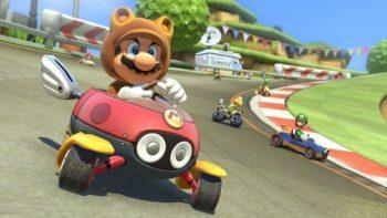 Nintendo Possibly Hinting at More Mario Kart 8 DLC