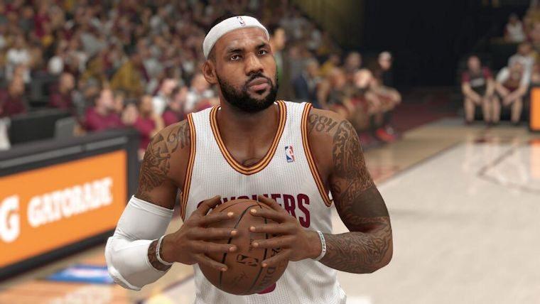 NBA-2K15