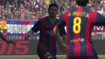 Check Out The Features Of PES 2015 In New Trailer