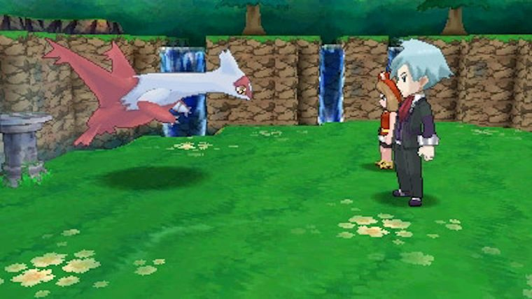 Pokemon Omega Ruby & Alpha Sapphire - How to Get Your Eon