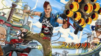 Xbox Live Games with Gold for April 2016 – Wolf Among Us, Sunset Overdrive, and More