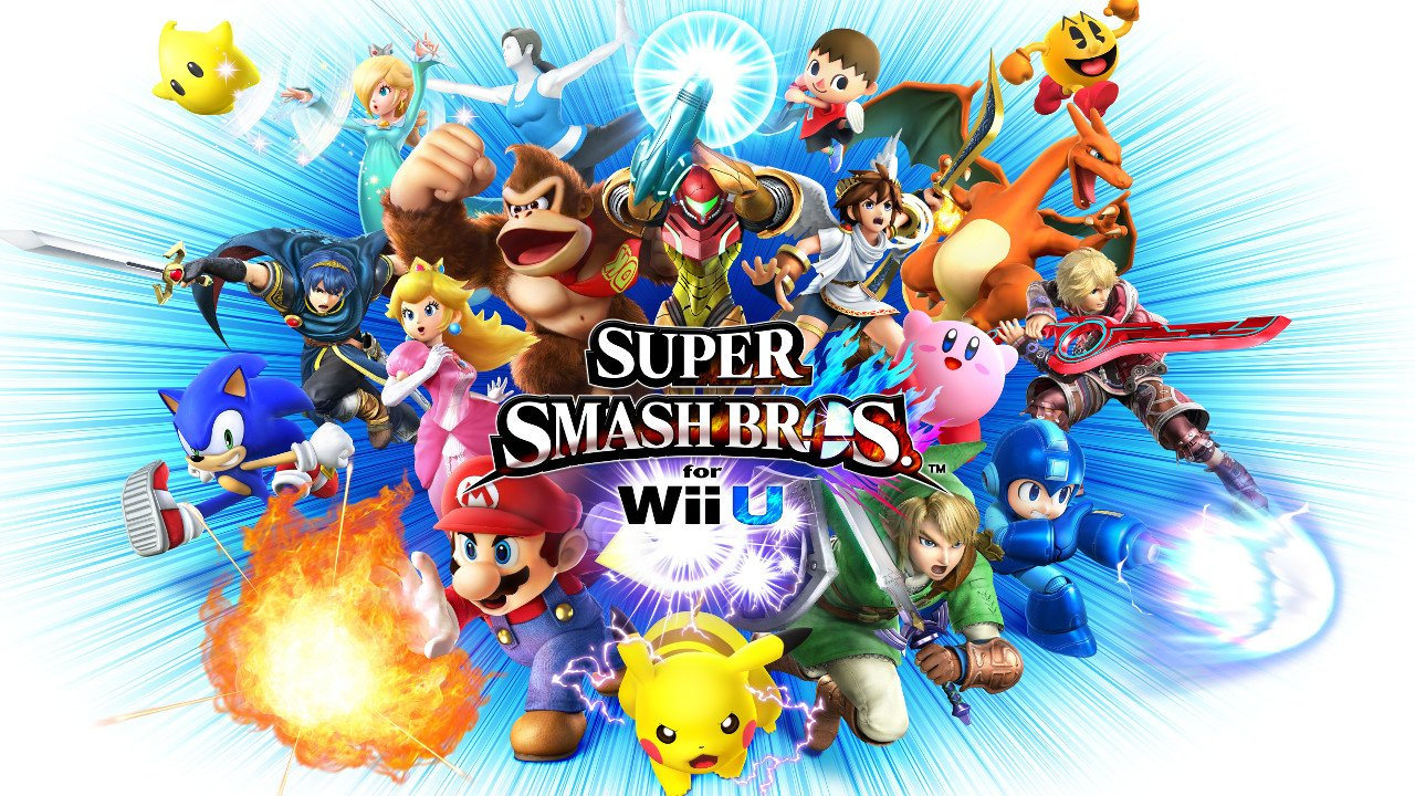 Super Smash Bros for Wii U Review Featured